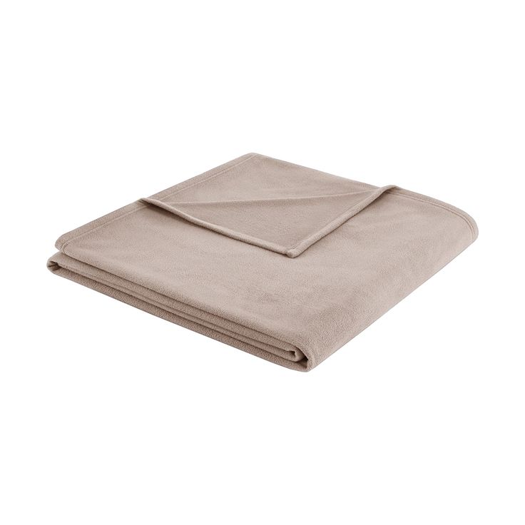 3M Scotchgard Micro Fleece Blanket (King) Tan