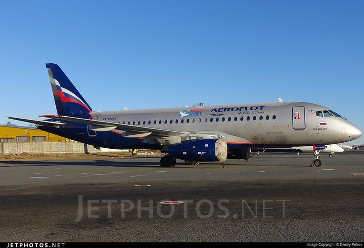 Photo: RA-89024 (CN: 95044) Sukhoi Superjet 100-95B by Dmitry Petrov Photoid:8181577 - JetPhotos.Net