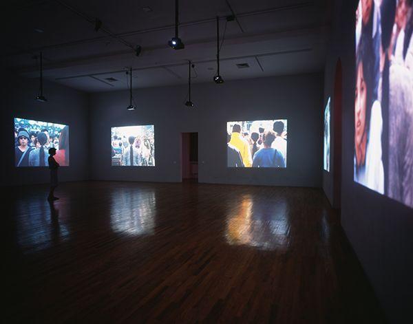 Kimsooja-Kim Sooja: A Needle Woman P.S.1, New York 2001