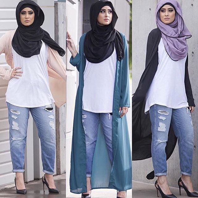 maxi cardigans in all colors. Very light weight- Verona collection for modest hijab http://www.justtrendygirls.com/verona-collection-for-modest-hijab/