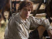 Fraser Jamie Outlander TV Series