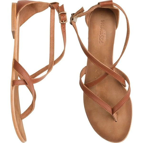 MATISSE Ella sandal found on Polyvore