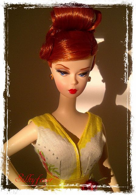 Joan Holloway Silkstone Barbie | Silkyfever | Flickr