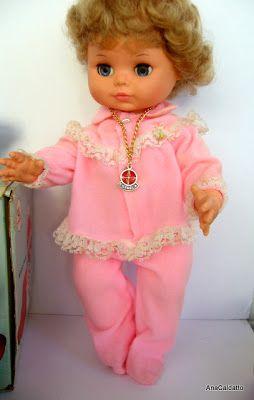 Ana Caldatto : Boneca Bebê Coração