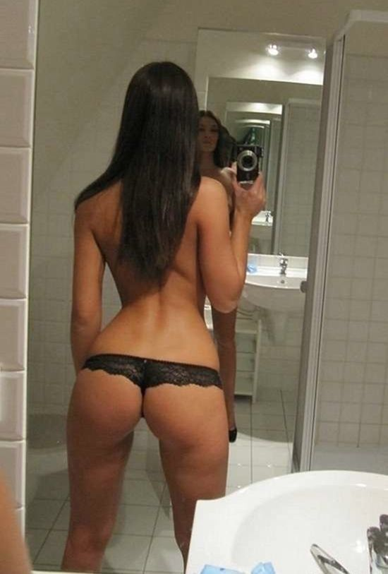Get lucky with the sunday - the no working day - and these incredible hot mirror shots:)