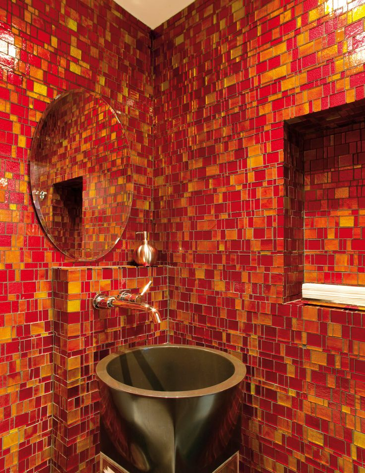 Best Bathroom Tiles Images On Pinterest