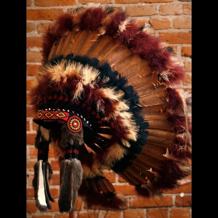Great White Buffalo Native American Headdress Tattoo: 17 Best Images About Indian Headdresses On Pinterest