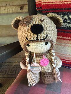 Hat Pattern: http://www.repeatcrafterme.com/2013/01/crochet-puppy-hat-...