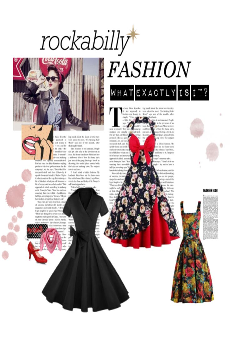 What do you get when you combine the influences of Rock music, Country music, '50s fashion, and a bit of Punk? A breed of fashion that has seen decades and decades of transformation, allowing it to culminate into the unique genre that it is today.