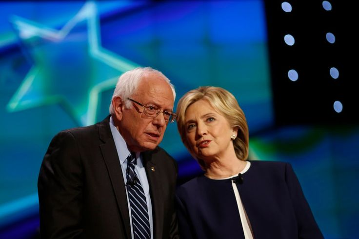 Whoever wins the Democratic Nomination 2016!