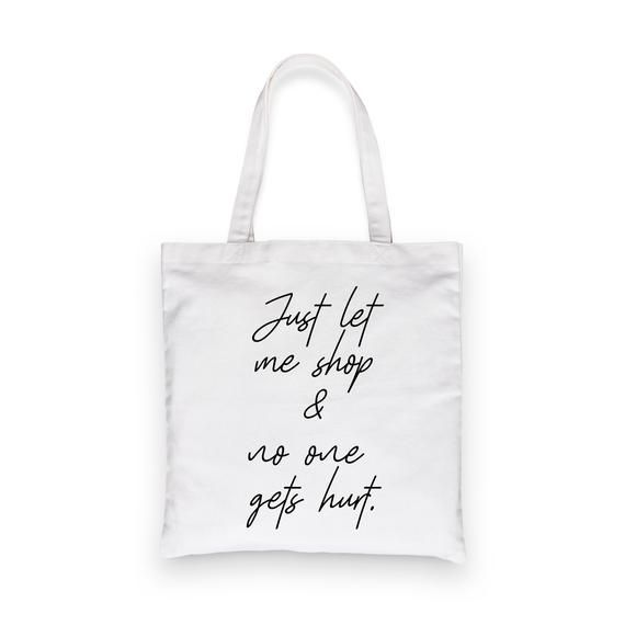 Funny Quote Printed Tote Bag Tote Bag Beach Bag Work Bag Shopping Bag Foldable Bag Market Bag Llama Gift Canvas T Printed Tote Bags Tote Bag Work Bag