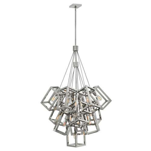Shop YLighting For The Ensemble Large Chandelier By Fredrick Ramond And Best In Modern Chandeliers Plus Price Match Free Shipping At