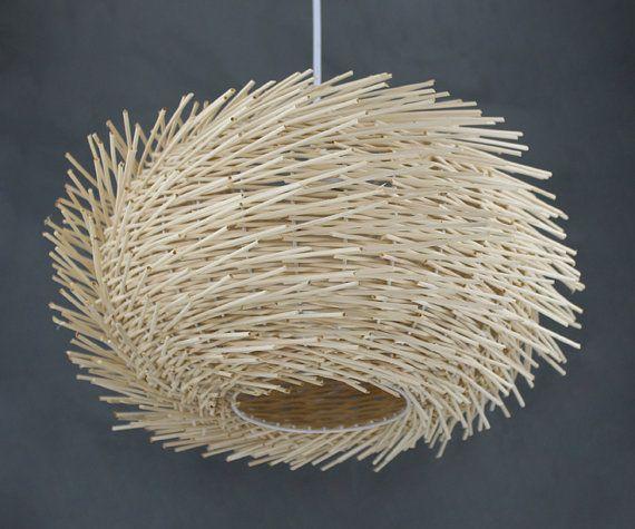Best 25+ Rattan pendant light ideas on Pinterest | Bamboo ...
