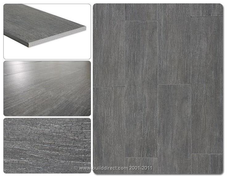 Gray Wood Grain Porcelain Tile Home Design Ideas