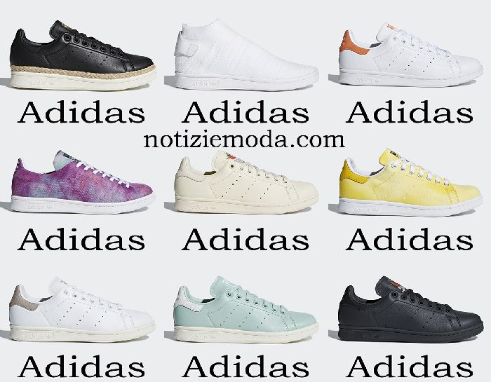 scarpe adidas sneakers donna 2018