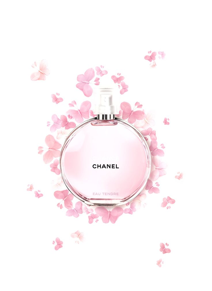 Chanel CHANCE EAU TENDRE Shimmering Powdered Perfume