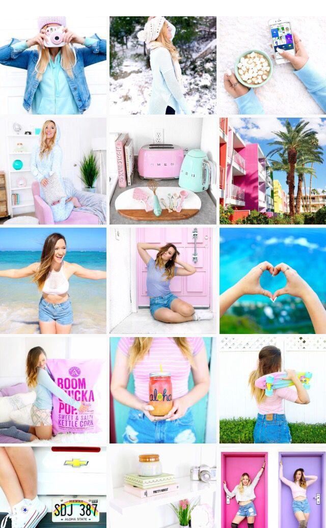 Alisha Marie's Instagram is goals.♡ Pinterest : @1kco0zwe8r4mzzk