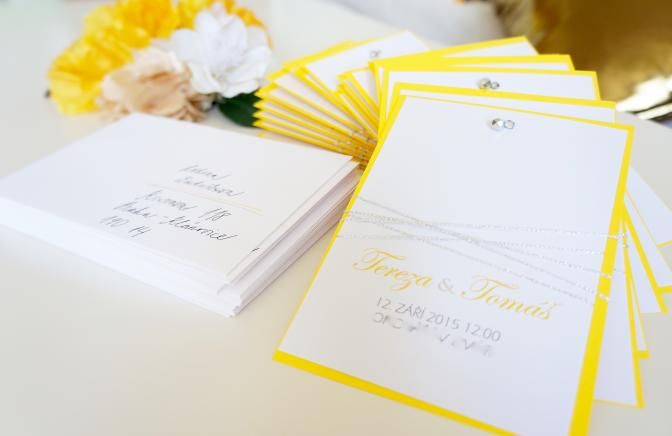 wedding invitations designed and handmade by pompom
