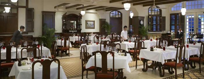 Long Bar Steakhouse