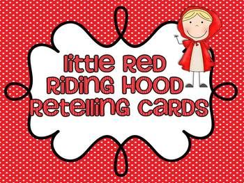 Red Riding Hood Retelling Cards