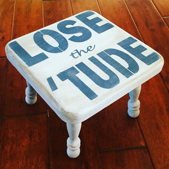 Time out stool, time out chair, time out bench, childrens stool, footstool