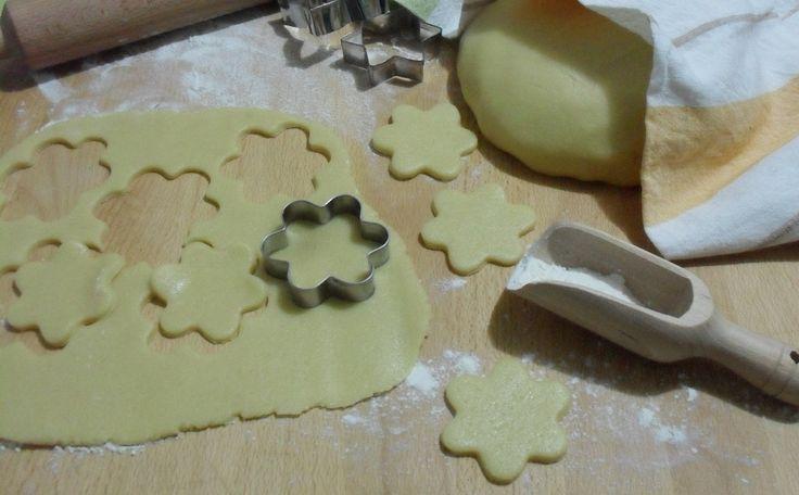 pasta frolla senza burro (con o senza bimby)