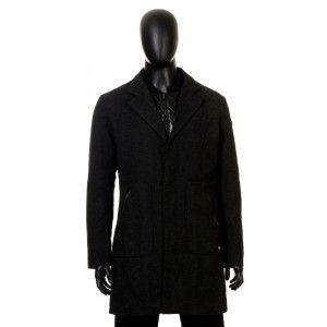 Antony Morato - elegancki męski płaszcz zimowy - Fashioncode.pl