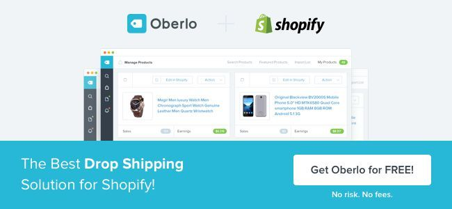 If you operate a Shopify webshop what is your favourite app and why ? Have you heard about #Oberlo #app ?