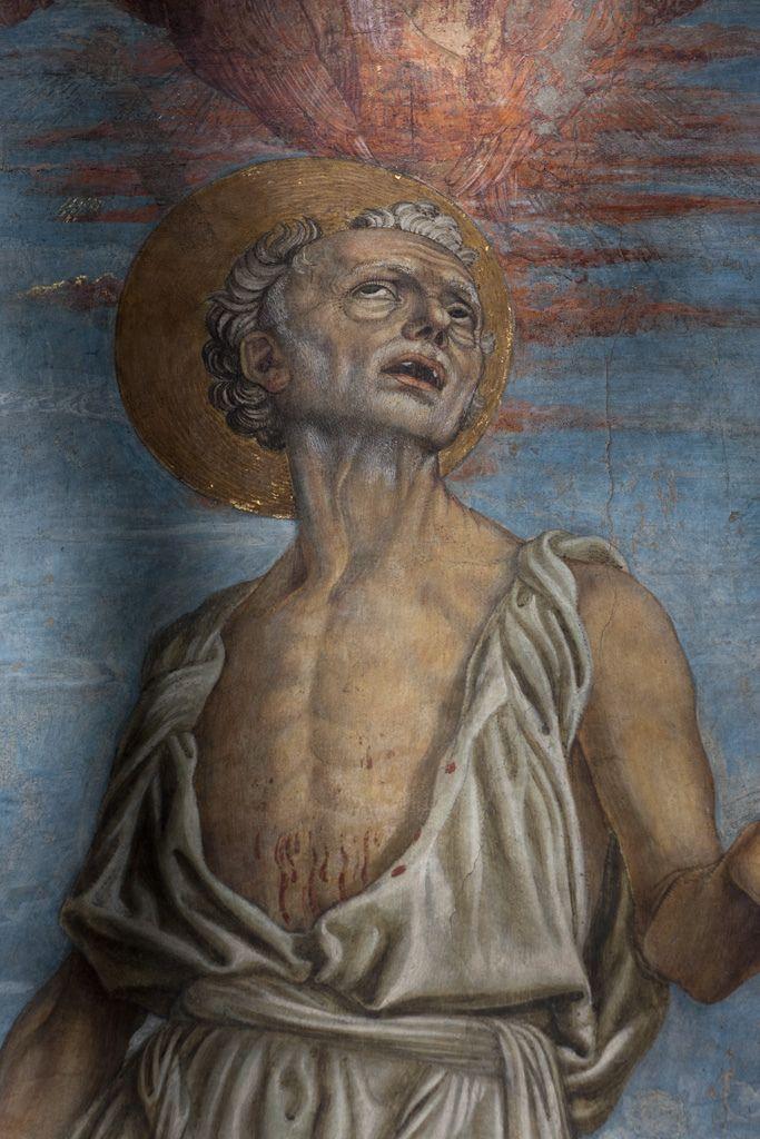 Блаженный Иероним, Андреа дель Кастаньо.