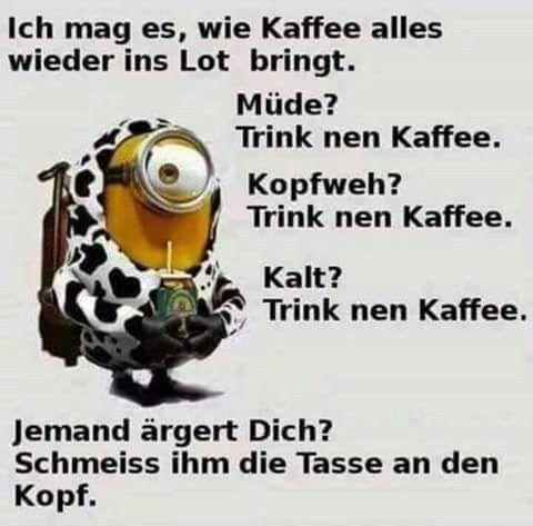 Kaffe...
