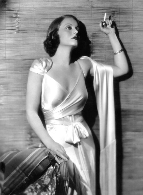 Tallulah Bankhead (1902-1968) American stage and screen actress and libertine, member of the Algonquin Circle, known for her husky voice, vivacious character, outrageous personality, and devastating wit.