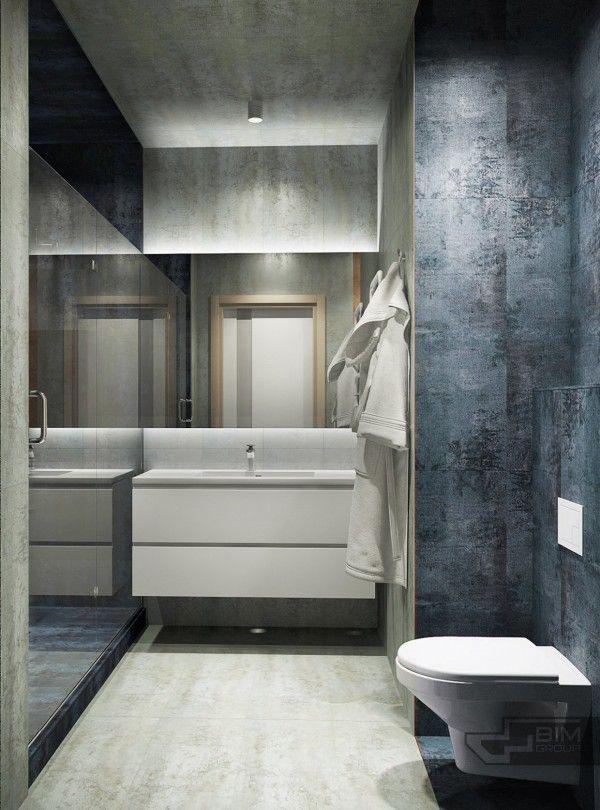 Masculine Bathroom Design