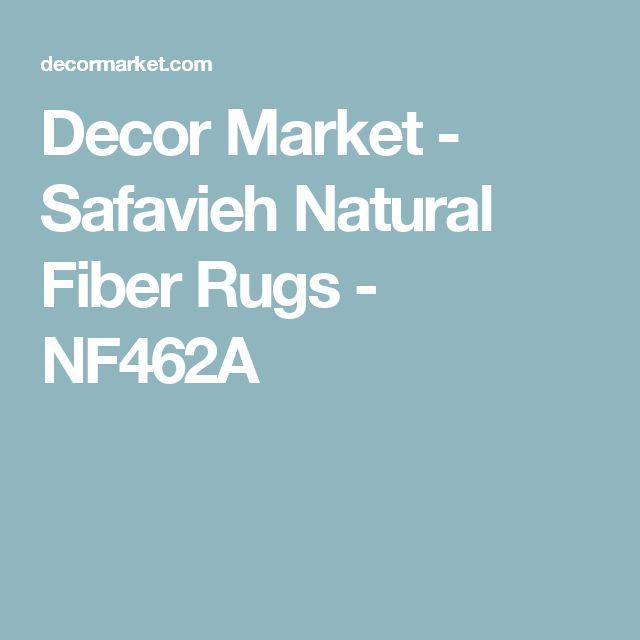 Decor Market - Safavieh Natural Fiber Rugs - NF462A
