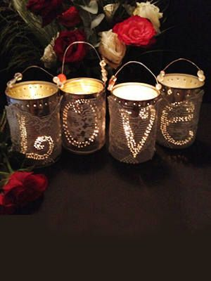 L O V E Lanterns | Handmade | Buy Now