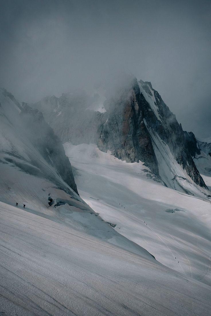 France : Mont Blanc - Haute-Savoie