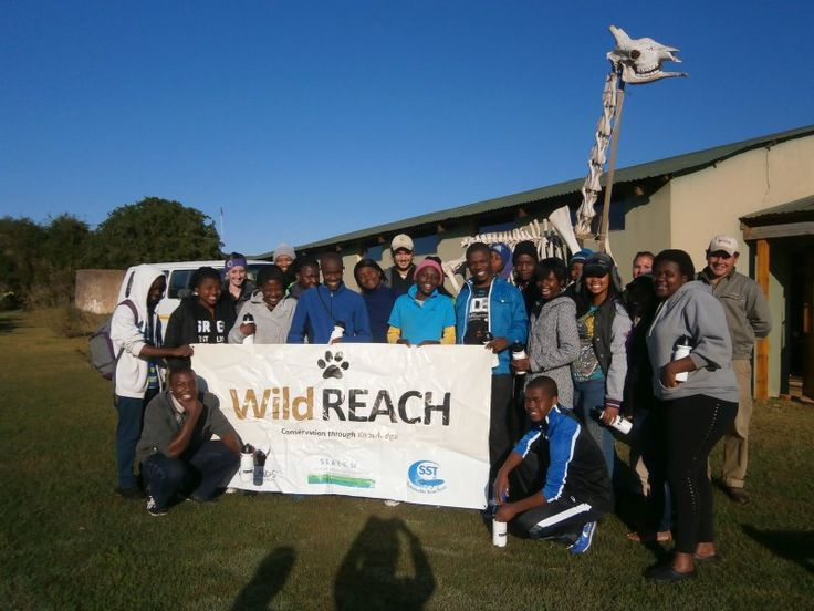 Amakhala Concervation Centre working in conjunction with Wild Reach to help better our environment. #conservation #amakhala