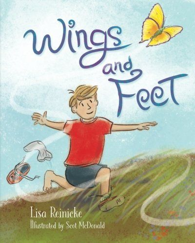 #Book Review of #WingsandFeet from #ReadersFavorite  Reviewed by Erin Nicole Cochran for Readers' Favorite