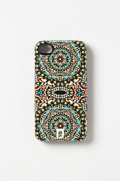 iphooone   -Dannijo Kaleidoscopic iPhone Case #anthropologie
