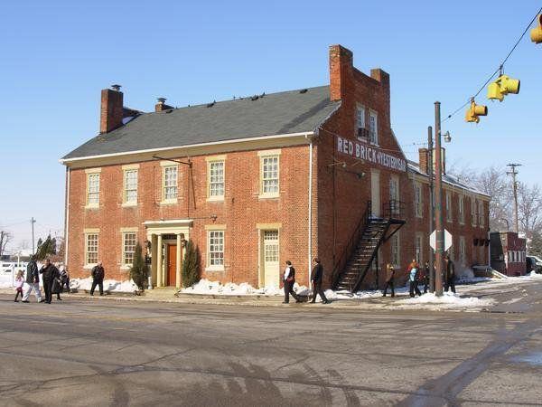 6. The Red Brick Tavern (Lafayette)