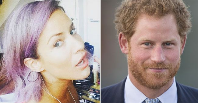 Caroline Flack reveals *ALL* about her relationship with Prince Harry...