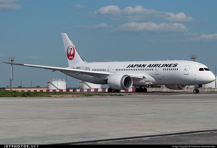 Boeing 787-846 Dreamliner JA826J 34836 Moscow Domodedovo - UUDD