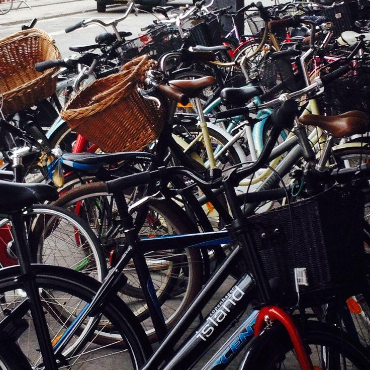 Copenhagen parking skills