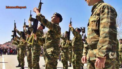 ΕΛΛΗΝΙΚΗ ΔΡΑΣΗ: ΕΘΝΙΚΑ ΘΕΜΑΤΑ Λήμνος: Ξεχώρισε και φέτος η στρατιω...