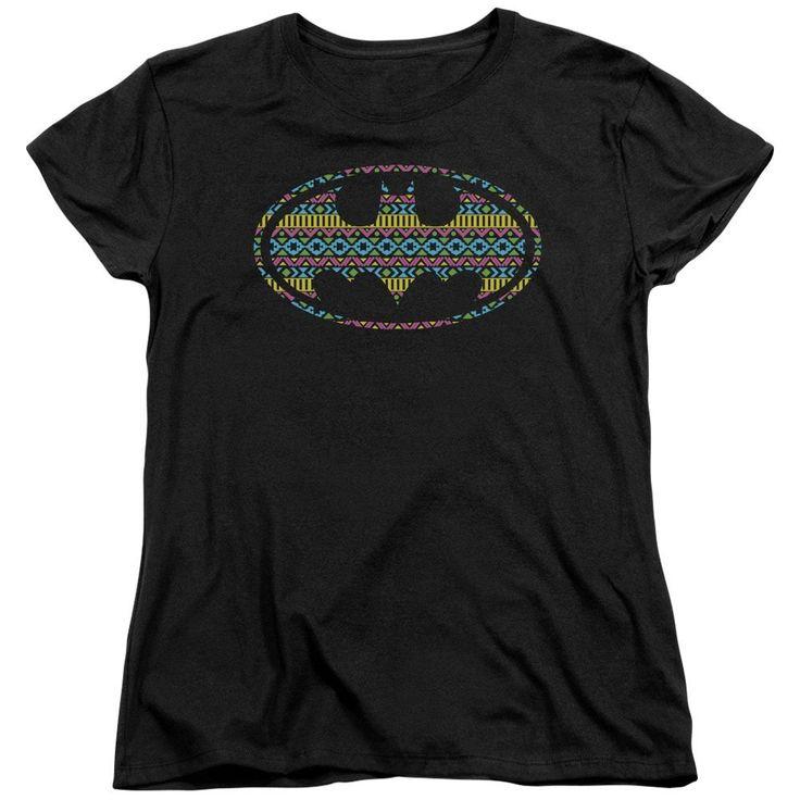 Batman Aztec Signal Women's T-Shirt