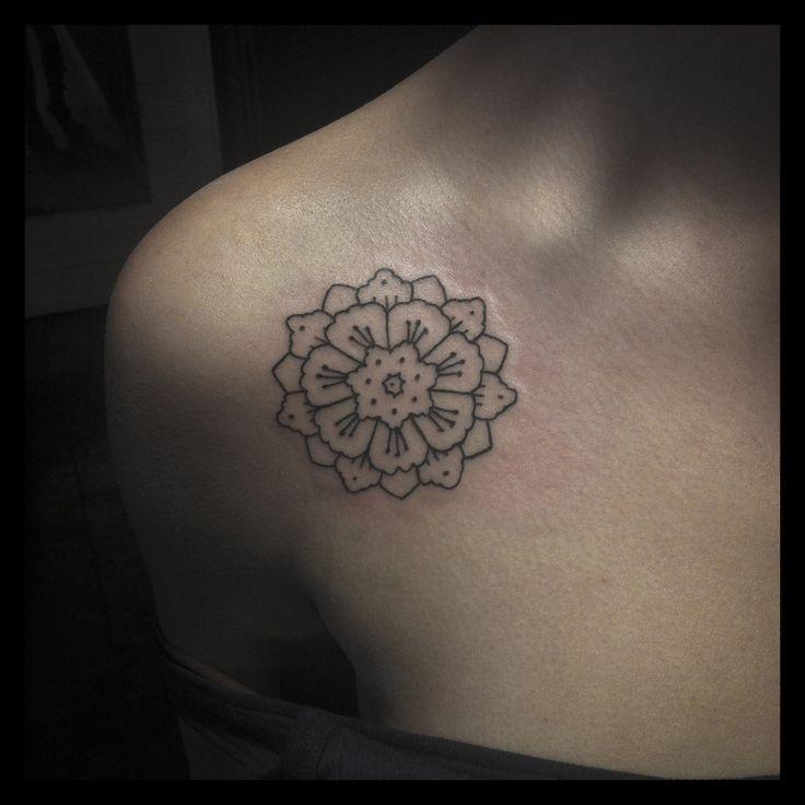 Bien-aimé 2017 best D. Mandalas tattoos & designs images on Pinterest  XU39