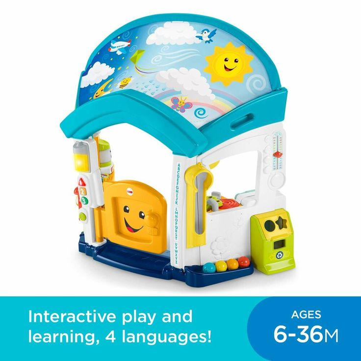 Fisherprice laugh learn smart learning home interactive