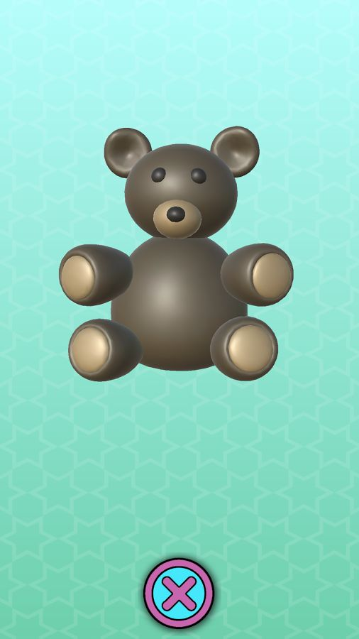 When you have found a toy like this cute Teddy Bear you can inspect it in the Toy Inspector. Look how nice and cute this Teddy Bear is!