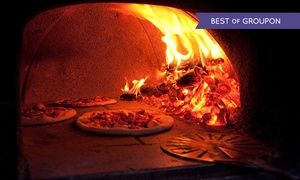 Groupon - Two-Course Italian Meal for One or Two at La Scala Restaurant (Up to 58% Off), Leicester Square in London. Groupon deal price: £9