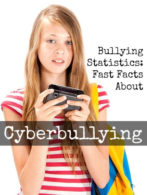 Cyberbullying information and facts