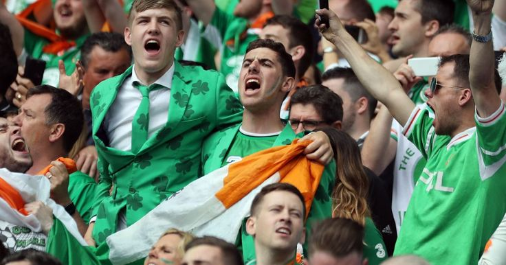 Republic of Ireland fans are the best thing about Euro 2016 - and ...